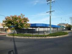 118 Grafton St Warwick QLD 4370 Don't  miss this rare opportunity to purchase a prime commercial site in the  heart of Warwick City. Situated on one of Warwick's busiest  intersections only 1 block from the Post Office, the 1406m2 corner  allotment is in a highly visible and accessible location with excellent  on and off street parking close by. * Zoned Principal Centre / Commercial * Land size 1406m2 on 2 Titles - 703m2 each * Dimensions - approx 60m x 23m * Former car display yard, fully fenced, flood lighting & 18m x 19m approx. roofed section * Prime location next door to Target Country store * Easy 40 metre walk to Grafton Street entrance of Rose City Shoppingworld with Big W, Woolworths, Coles & numerous Specialty Stores     Inspection Times Contact agent for details   Land Size 1406 m 2