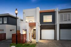 """15/5 Annafee Avenue Keysborough VIC 3173 Crisp New Townhouse Freshly presented and just a few weeks old, this family-sized townhouse presents a really welcome and affordable way to enter the vibrant """"new home"""" market in booming Keysborough. Featuring open plan living and dining areas anchored by a gleaming stone-benched kitchen with quality stainless steel appliances, and a guest powder room makes for convenient living and hosting. Upstairs are 3 generous bedrooms with 2 beautifully tiled and appointed bathrooms including a private en- suite for the master. Completing the package are rear deck, grassy courtyard with shed and water tank, heating, a lock-up garage, private parking for 2 plus space for visitors. All this in a quality enclave just moments from ships, premium schools , beach and east link access Keysborough Amenities: Nearest Primary Schools: Chandler, Maralinga, Wallarano, Coomoora, Resurrection Catholic, Keysborough Park, Isik, Lighthouse Christian, Haileybury College. Nearest Secondary School: Keysborough Secondary College, Isik, Lighthouse Christian, Haileybury College. Nearest Kindergartens: Corrigan Rex, Bilbungra, Woollahra, Chandler, Springside, Lighthouse Christian, Haileybury. Nearest Recreation: Tatterson Park, Wachter Reserve, Rowley Allan Reserve, Springers Leisure Centre, Keysborough Golf Club, Braeside Park. Other Amenities: Officeworks, Bunnings, Dentist, Physio, Chiropractor, Medical Centre, Veterinary Hospital, McDonald, Hungry Jacks, Fasta Pasta, Shark Finn, My Chemist, Re-Creation Health Club, Souvlaki Hut, Keysborough Hotel, Kingclere Shopping Centre, Parkmore Shopping Centre, Mornington Peninsula Freeway, Eastlink Freeway, Dandenong Bypass/Dingley Arterial, Peninsula Link. Contact Le Hoa Wysham 0418 566 133 or Anthony Mondous 0417 508 189"""