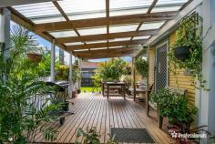 85 North Creek Road Ballina NSW 2478 $470,000 This cute Ballina cottage is perfect for renovators and those looking to put their own stamp on a home. You are greeted by a timber deck at the front of the home, followed by an open plan living and dining area that leads onto the bedrooms at the rear, and a spacious yard that is ideal for kids and pets. Surrounded by established, landscaped gardens, this property also offers privacy without sacrificing on cosmopolitan conveniences. Ballina Airport, Aldi and Ballina Homemaker Centre are all within walking distance, and town is only a short drive away. * Air conditioned for year round comfort * Extra parking for trade vehicles/trailer or caravan * Large storage/garden shed * Renovate or redevelop as land is zoned medium density (STCA)