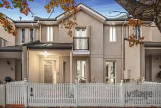 27 Waterford Ave Maribyrnong VIC 3032 $800,000 - $880,000 Spacious, Stylish Entertainer's Delight With Riverside Living When home feels this good, who needs a holiday? This sun drenched, spacious contemporary three-bedroom home in a quiet, leafy street has to be seen in person to fully appreciate and to take in all that its stellar location has to offer. With 2.5 bathrooms, ample storage and an absolutely knock-out atrium garden that drenches the whole house in natural light, this cleverly designed home is a calming and welcoming oasis from city life. The feature atrium garden at its centre is the heart of this house and offers amazing potential to create a lush paradise in the middle of your home, providing stunning views from the living room, kitchen/dining area, upstairs walkway and the balcony that overlooks the space from the master bedroom. Enjoy evening drinks on the back deck, grow your own produce in the planter boxes, and use them to cook up a storm for family and friends in the well-appointed kitchen. Perfectly located on a charming tree lined street of the coveted Waterford Green Estate, 8kms from the city, you will easily enjoy the best of life here. For those seeking an outdoor and active lifestyle, enjoy the beautiful multi-purpose 'Village Green' at the end of the street to play soccer, walk the nature trail following the river through the estate and enjoy the pond with ducks. There are swimming pools and tennis courts a short walk away too. If you're seeking some retail therapy, Highpoint Shopping Centre is just a stones' throw away. Public transport access is on your doorstep with two tram lines to Footscray and to the CBD. For families, there are great childcare and primary and secondary school options (such as Maribyrnong College) within walking distance or a short drive away. Perfect for families, first home buyers, downsizers, and investors alike, this low-maintenance freshly painted home is a move-right-in prospect that also offers potential f