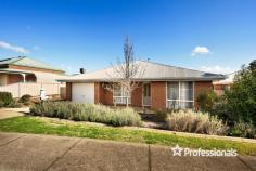 2/5 Milos Boulevard Wodonga VIC 3690 Positioned on an easy care and secure 440m2 approx block in a very convenient East Wodonga location This lovely 3-bedroom brick veneer home has an inviting street presence, and would make a great first home, or Investment, for one lucky buyer. Neat and tidy throughout, and offering - - A verandah to the front of the home and tiled entry - A large formal living area, offering plenty of room - Ducted Cooling throughout, gas wall heater to lounge. - Three bedrooms all with built in robes, 2 of the bedrooms are of queen size - Spacious central bathroom with bath and shower - Modern kitchen with good storage, wall oven, and electric hotplates - A good-sized laundry plus toilet, and hand basin behind laundry - Large lock up single garage, full auto door, and direct access to inside - Secure rear yard, good fencing, garden beds, and lock up garden shed - Neat and tidy, low maintenance, established gardens to the front - Additional vehicle parking bay , or ideal for the trailer
