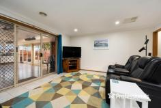 3 Lark Court West Wodonga VIC 3690 A beautiful family home, set high in the Court, in this fabulous West Wodonga location, on an 880m2 appx block. Positioned to capture and enjoy the views of the city lights of both Wodonga, and Albury The owners have spared no expense in updating this lovely home, with quality workmanship, fixtures and fittings ON OFFER : INSIDE - A large formal lounge with bay window and inviting gas log fire - A great master suite to the front of the home with a stunningly updated ensuite, floor to ceiling tiling, separate toilet, twin vanities, and rainwater shower heads - All three remaining bedrooms are of a good size with built in robes - Ducted heating and Cooling throughout for your year-round comfort - New top of the range hostess kitchen with stone benchtops, glass splashbacks, a 900mm cooker, Miele dishwasher, and a fabulous butler's pantry with an abundance of storage, stone benchtop and inbuilt wine rack. - A separate meals/ family room is positioned adjacent to the kitchen, allowing plenty of living space for all - A family bathroom with full bath and separate powder room services the rear bedrooms - A beautiful décor throughout and quality window coverings OUTSIDE - Off the meals / family area, step out to a fabulous all weather enclosed and decked, spacious undercover entertaining area / pitched roof / downlights / remote control heaters. A fabulous area for entertaining with inbuilt benches and BBQ, and stacker doors, no matter what time of the year you can entertain in style - Outside this room you will find a very inviting fire pit area, professionally done with sandstone paving and inbuilt timber benches and privacy wall, a very inviting place to sit and relax and escape the winter chill - Positioned at the rear of the block the family fun will continue with a fabulous inground pool, perfectly landscaped and securely fenced, with a water feature and full pool cover - The adjacent rear yard houses the garden shed, whilst the over